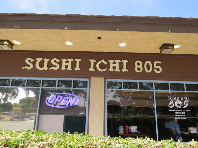 Sushi-Ichi 805 is open at the former home of Sushi Ichiban in Port Hueneme. The owner is a former employee who now also has restaurants in Oxnard and Fillmore.