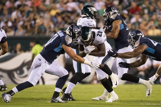 Eagles' 53-man roster: Who's likely to survive cuts