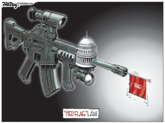 Red Flag Law Joke