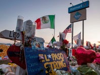 The nation meets El Paso's political leaders in a time of sadness and resolve
