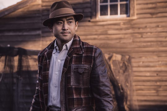 Derek Mio plays Chester Nakayama, a young Japanese-American man at the center of AMC's 'The Terror: Infamy.'