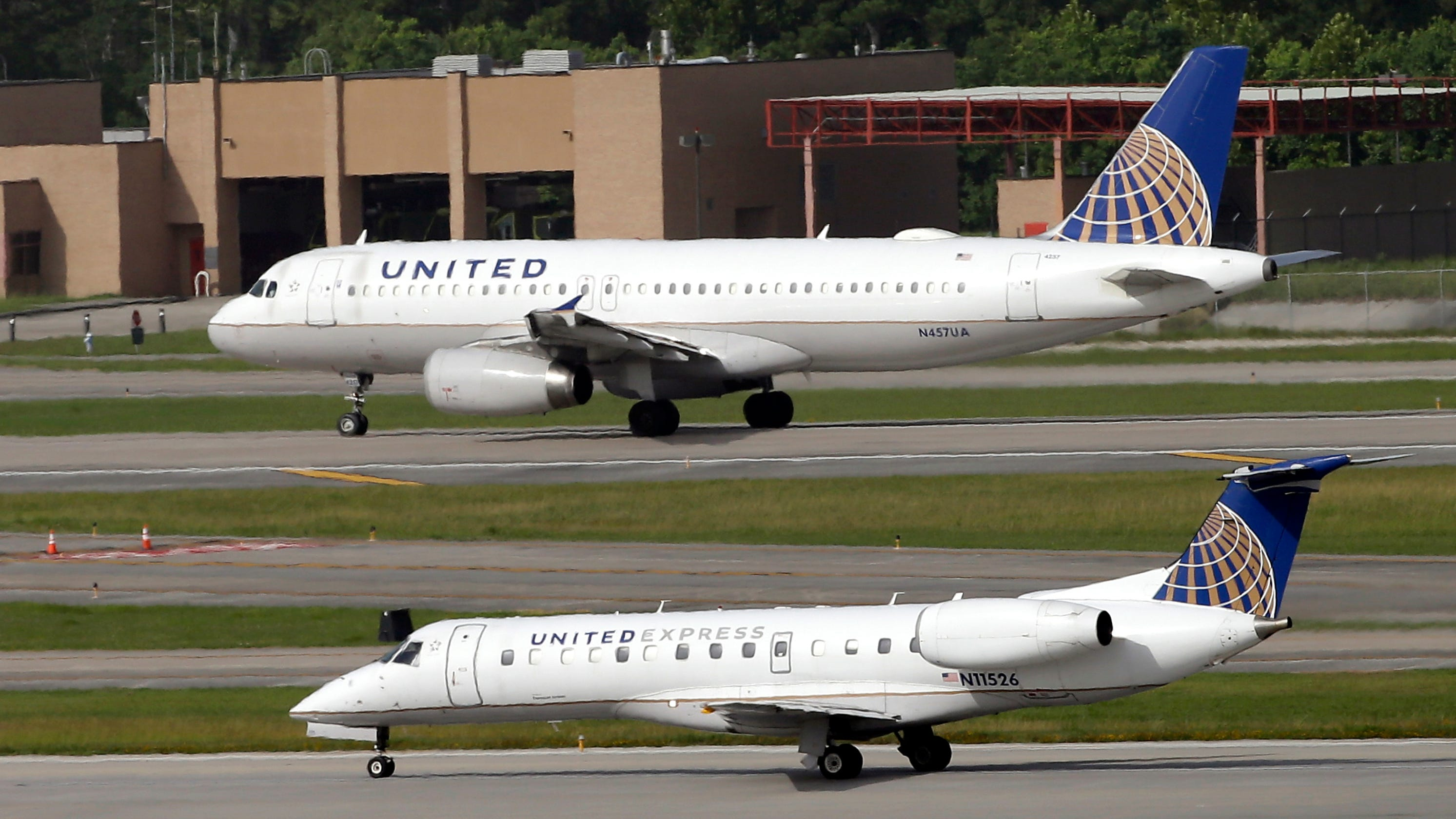 United Airlines passenger accused of placing camera in first-class bathroom