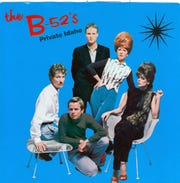 "The B-52's single ""Private Idaho"" was released in October 1980."