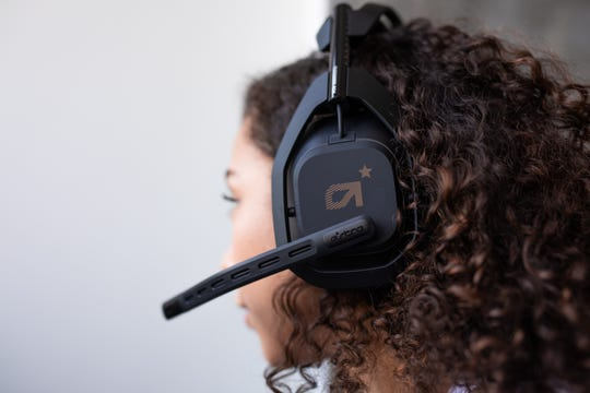 Astro Gaming's A50 Wireless Headset and Base Station lets gamers listen and chat – and streamers stream – in high quality surround sound.