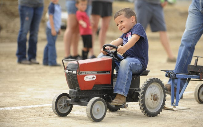 Warren County Fair will host a Kidde Tractor Pull on Friday, July 23 at 5 p.m.