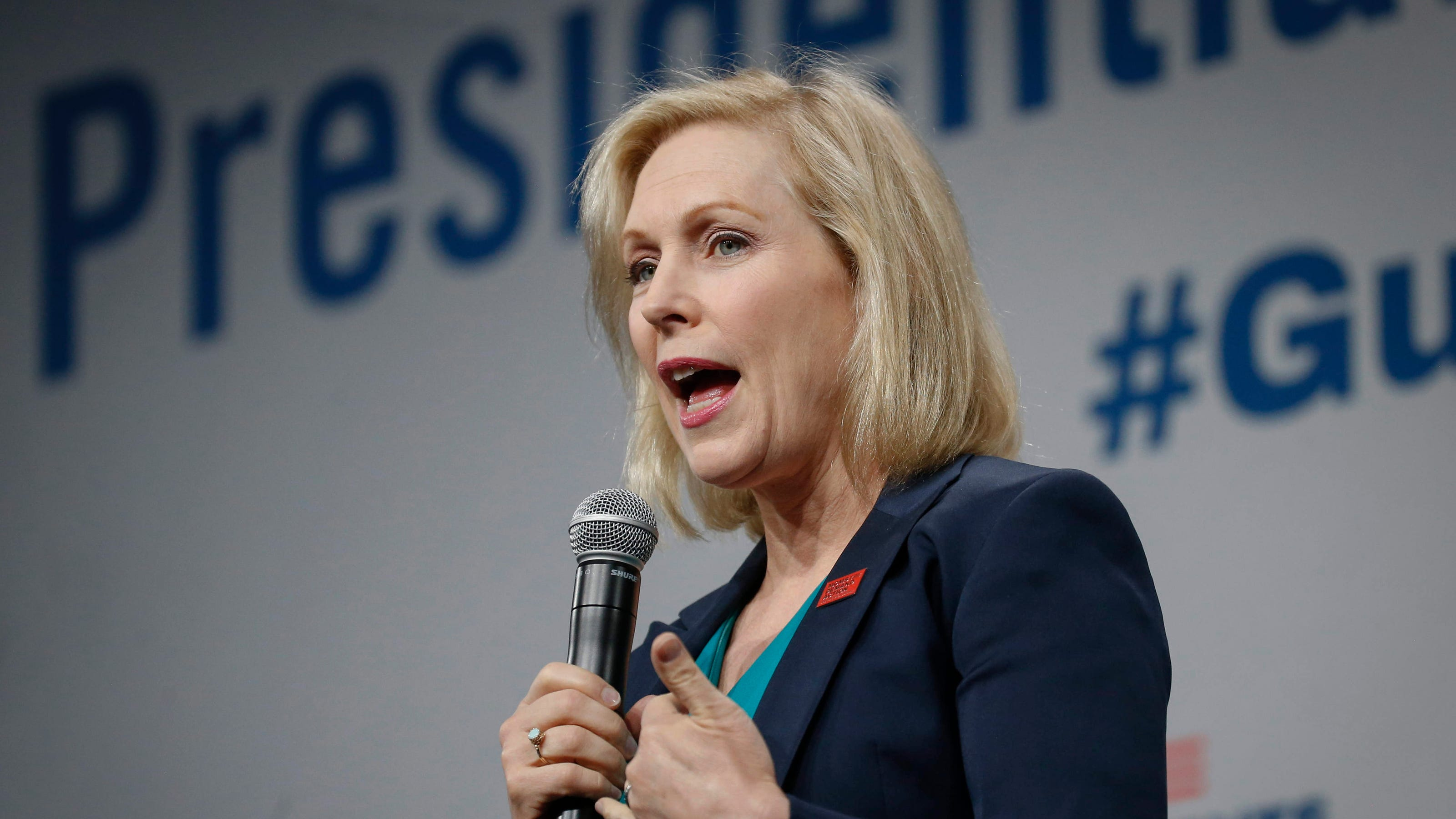 New Yorks Gillibrand Jumps Into 2020 Presidential Race