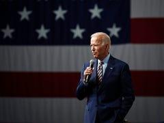 Joe Biden calls Donald Trump's tax cut idea 'the dumbest thing in the world'