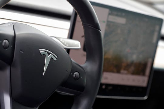 Tesla hasn't produced an annual profit since its founding in 2003. In the second quarter of this year, Tesla lost $389 million.