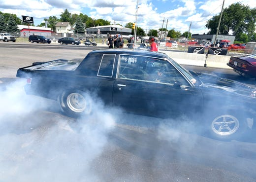 Roadkill Nights rocks Woodward with dragsters, burnouts