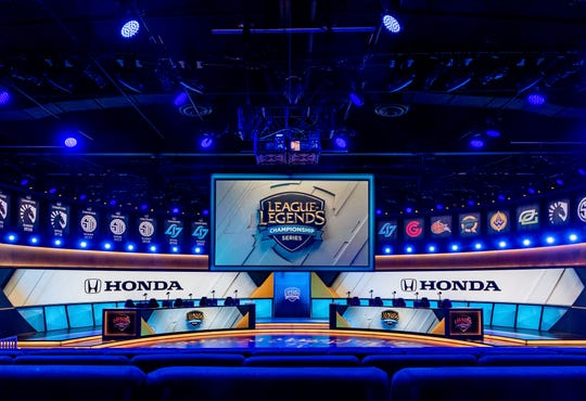 Honda's goal is to meet young drivers on their own terms. The esports audience is more than 450 million people, said analysis firm Newzoo.