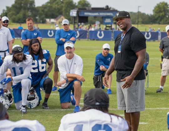 0b10fbf0 Colts: Dwight Freeney in no rush to figure out life after football