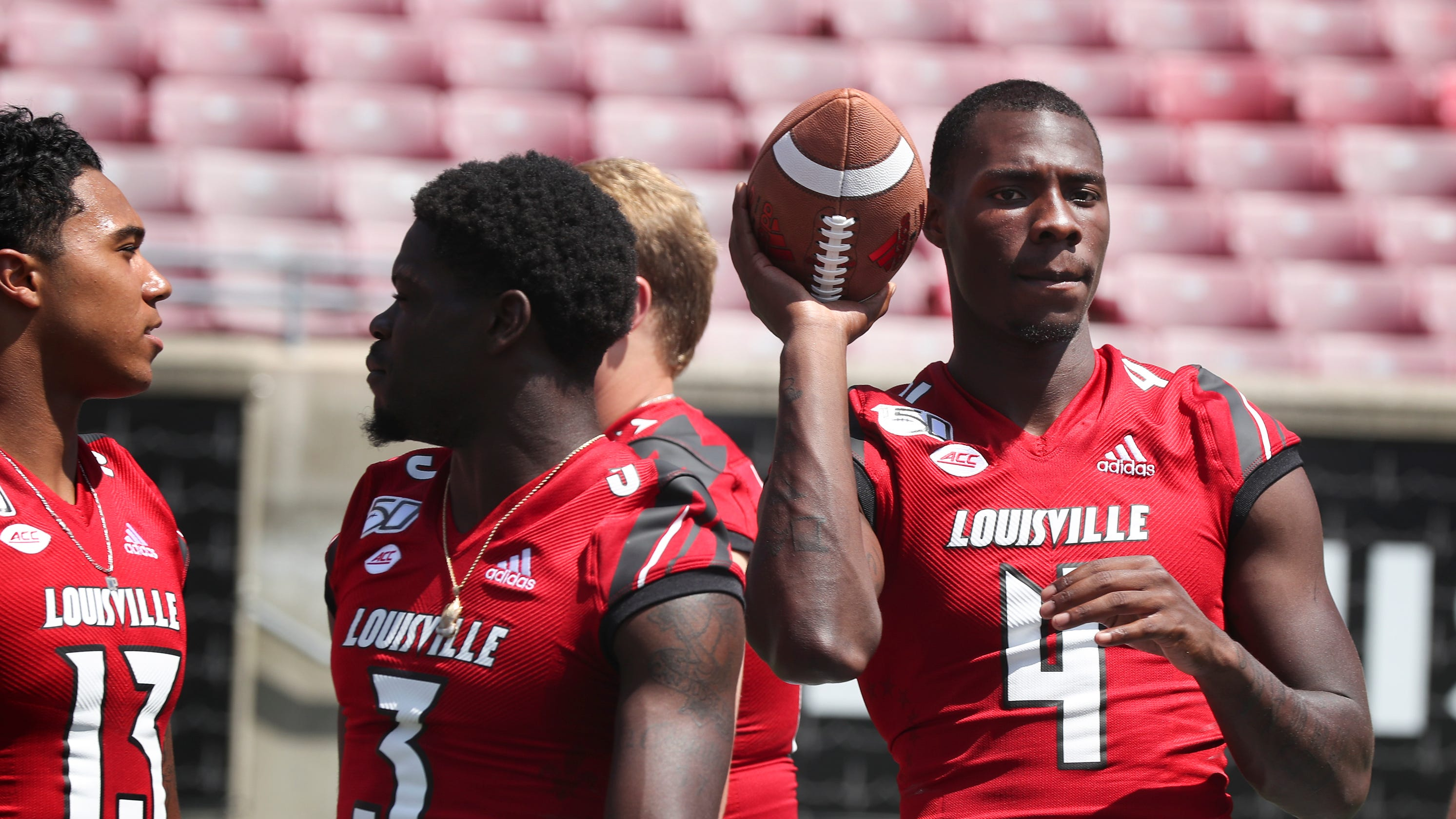 new styles e163a cd8a5 Louisville vs. Pittsburgh: Complete Game Preview and ...