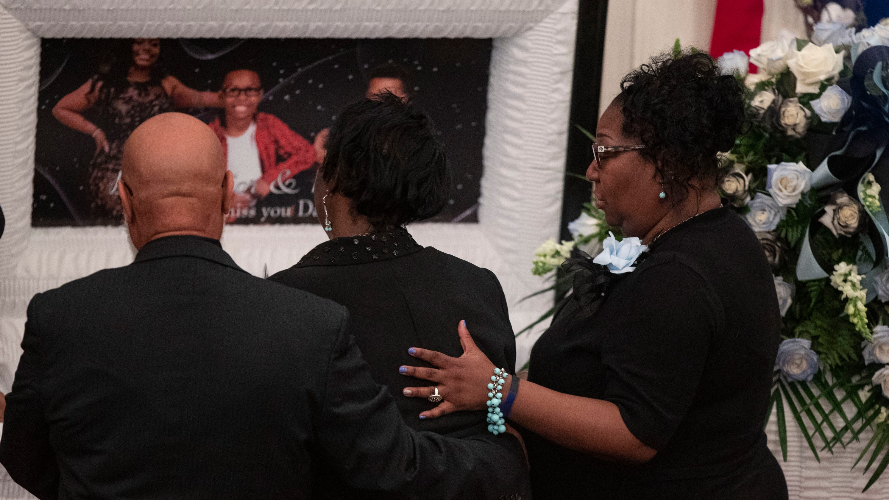 Southaven Walmart shooting: hundreds attend funeral for Brandon Gales