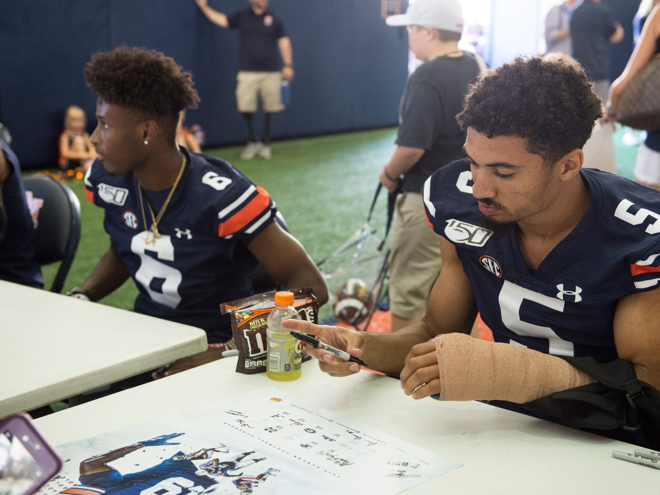 Tuesday Auburn takeaways: Kevin Steele's move, Anthony ...