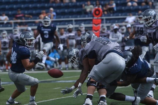 Nevada opens the season against consecutive Power 5 opponents for the first time since 2007.
