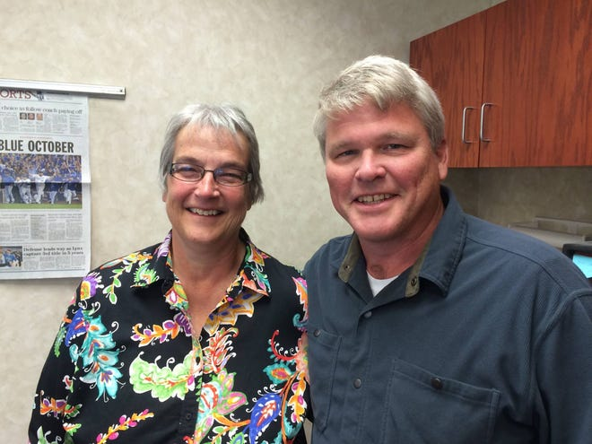 Maricarrol Kueter retired as Argus Leader executive editor in 2015 after 25 years at the newspaper.