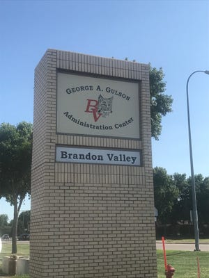 Brandon Valley's school district offices sit on Splitrock Blvd., but the actual district boundaries stretch into Sioux Falls city limits.