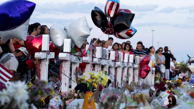 El Paso Memorial Service: Community honors victims of