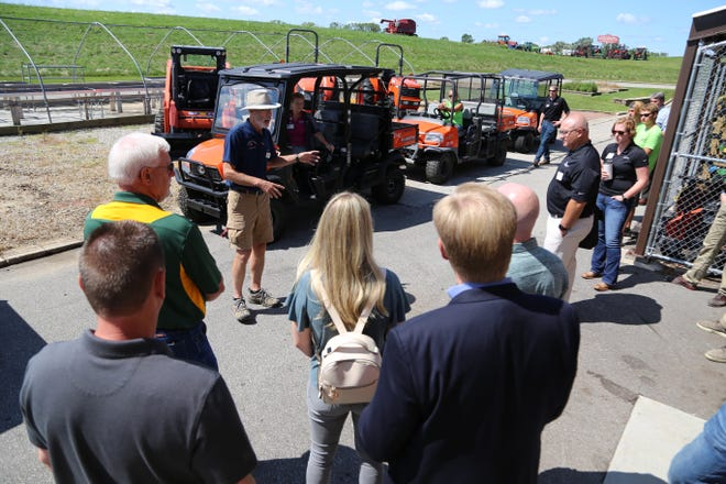 A partnership between Fox Valley Technical College (FVTC) and Kubota Corporation is a new initiative that recently kicked off to help  shape the next generation of skilled technicians.