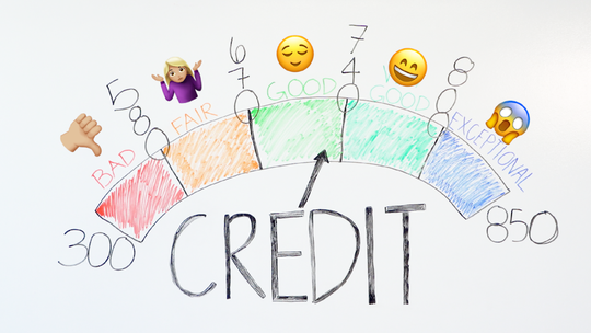 New to adulting? Here's what you need to know about credit