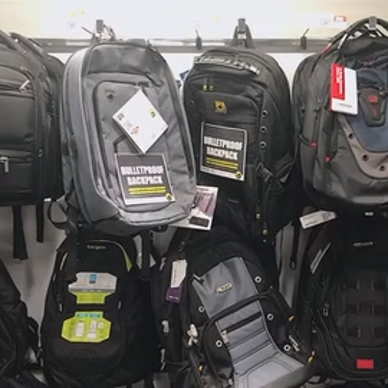 106e2917e6a Bullet-resistant backpack sales spike after shootings