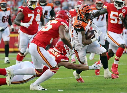 b8727ff8 NFL Preseason Week 1: Bengals lose 38-17 to Kansas City Chiefs