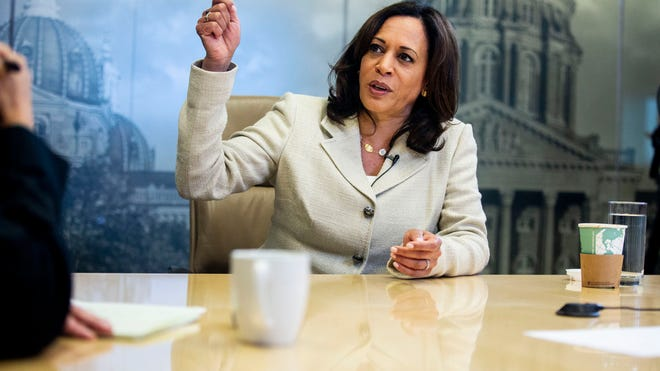 Kamala Harris Builds A Compelling Case For Her Presidency