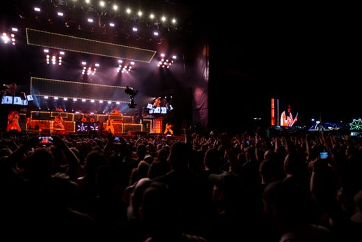 Iowa State Fair: Slipknot gets emotional at sold out homecoming show