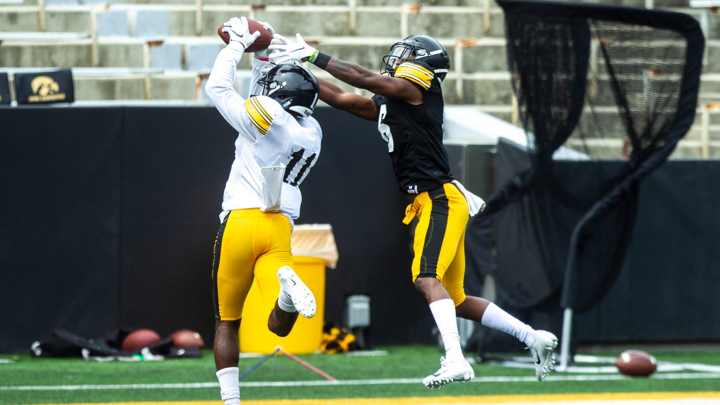 Leistikow: The many candidates to be Phil Parker's next great Iowa defensive back