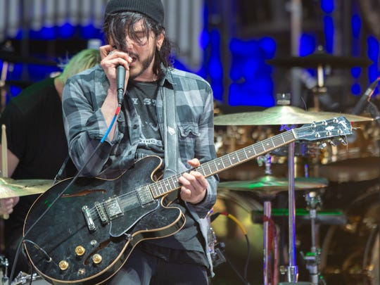 Reignwolf, featuring vocalist-guitarist Jordan Cook, will perform Aug. 17 at the Vogue.