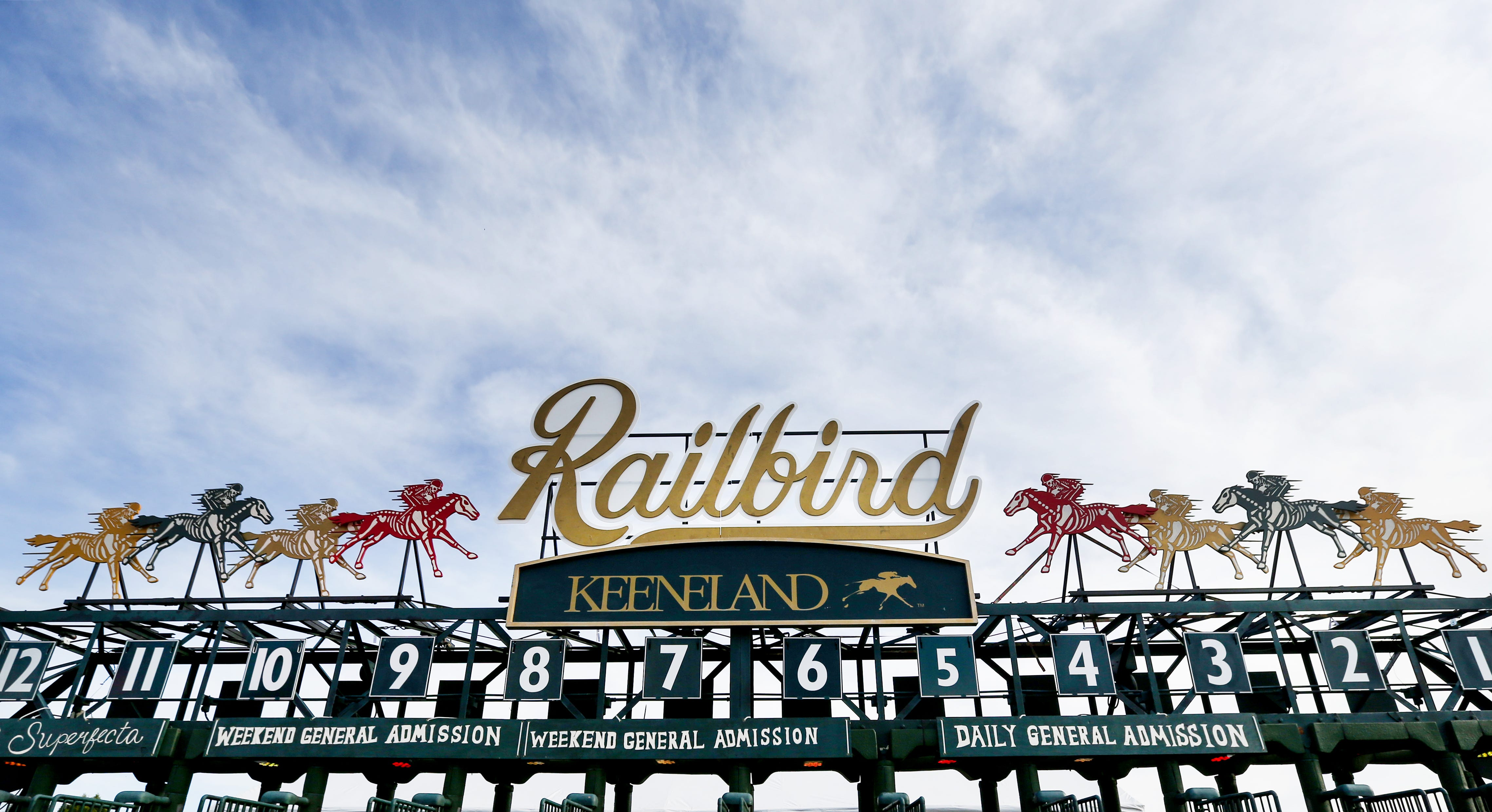 Lexington s Railbird Festival is canceled in 2020 but plans to return to Keeneland in 2021
