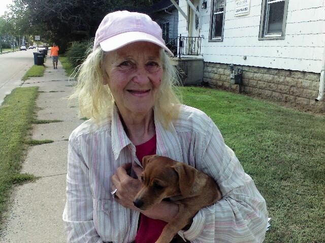 Nancy Hansen, 73, of Oshkosh went missing Saturday evening after driving away from her home.