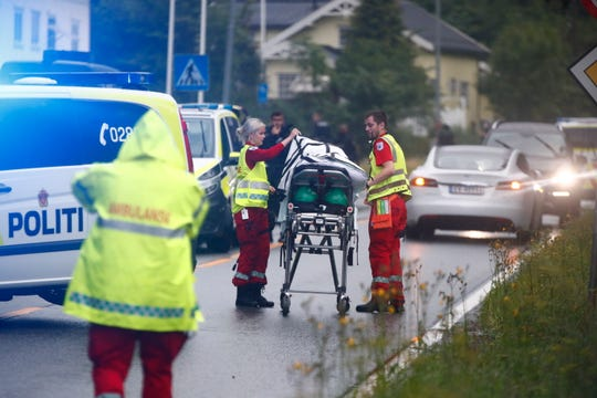 Islam In Norway: Oslo, Norway Mosque Shooting: Terrorist Attempt At Islamic