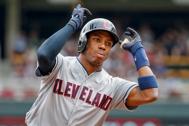 Is Greg Allen more likely to make Cleveland's roster with MLB's runner-at-second rule to start extra innings this season.