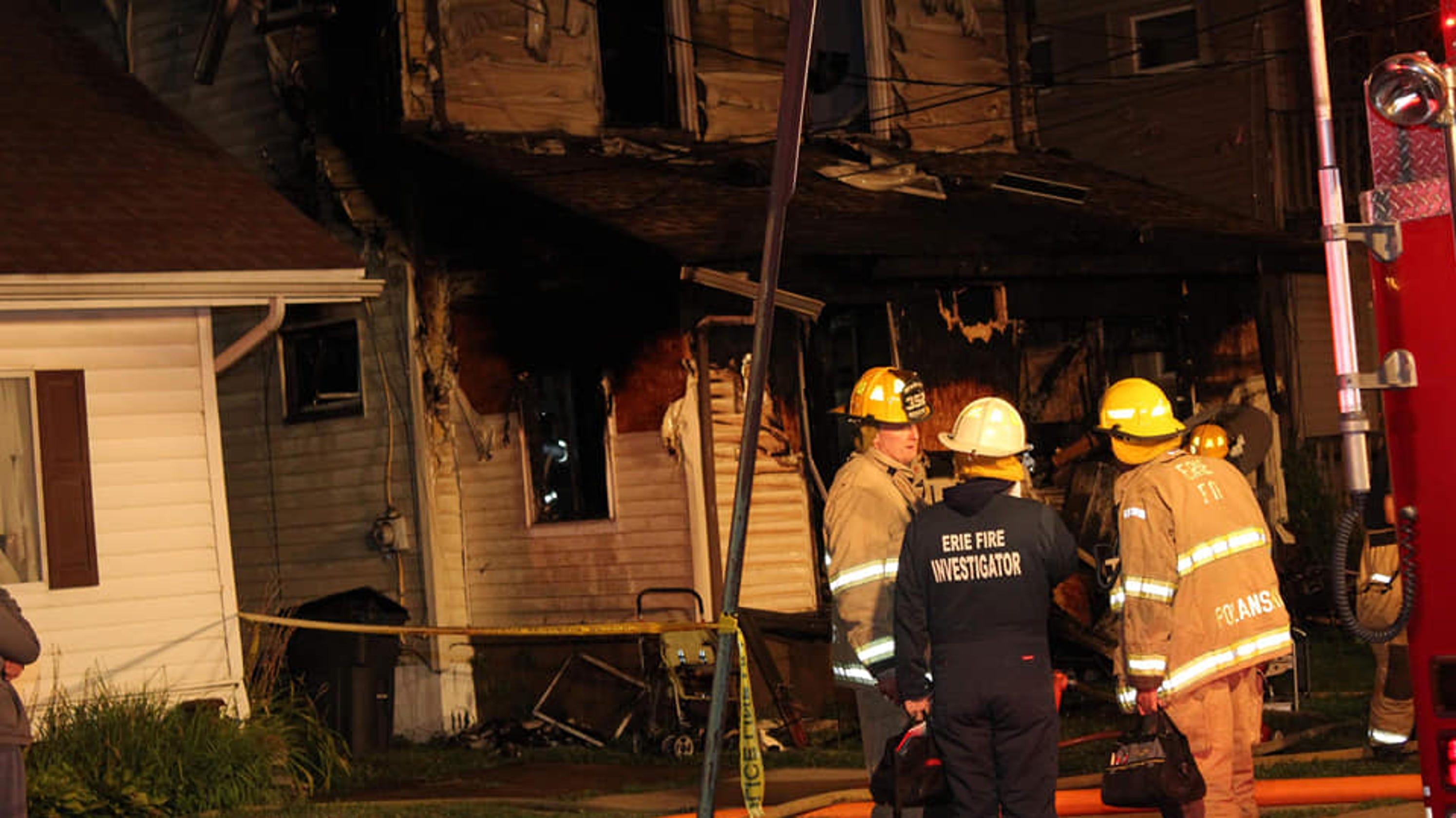 Resultado de imagem para fire 5 children dead
