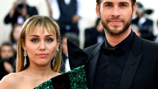 Liam Hemsworth files for divorce from Miley Cyrus, cites irreconcilable differences
