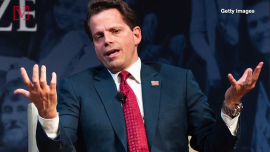 Scaramucci says he will start and fund a super PAC to 'dismantle' Trump