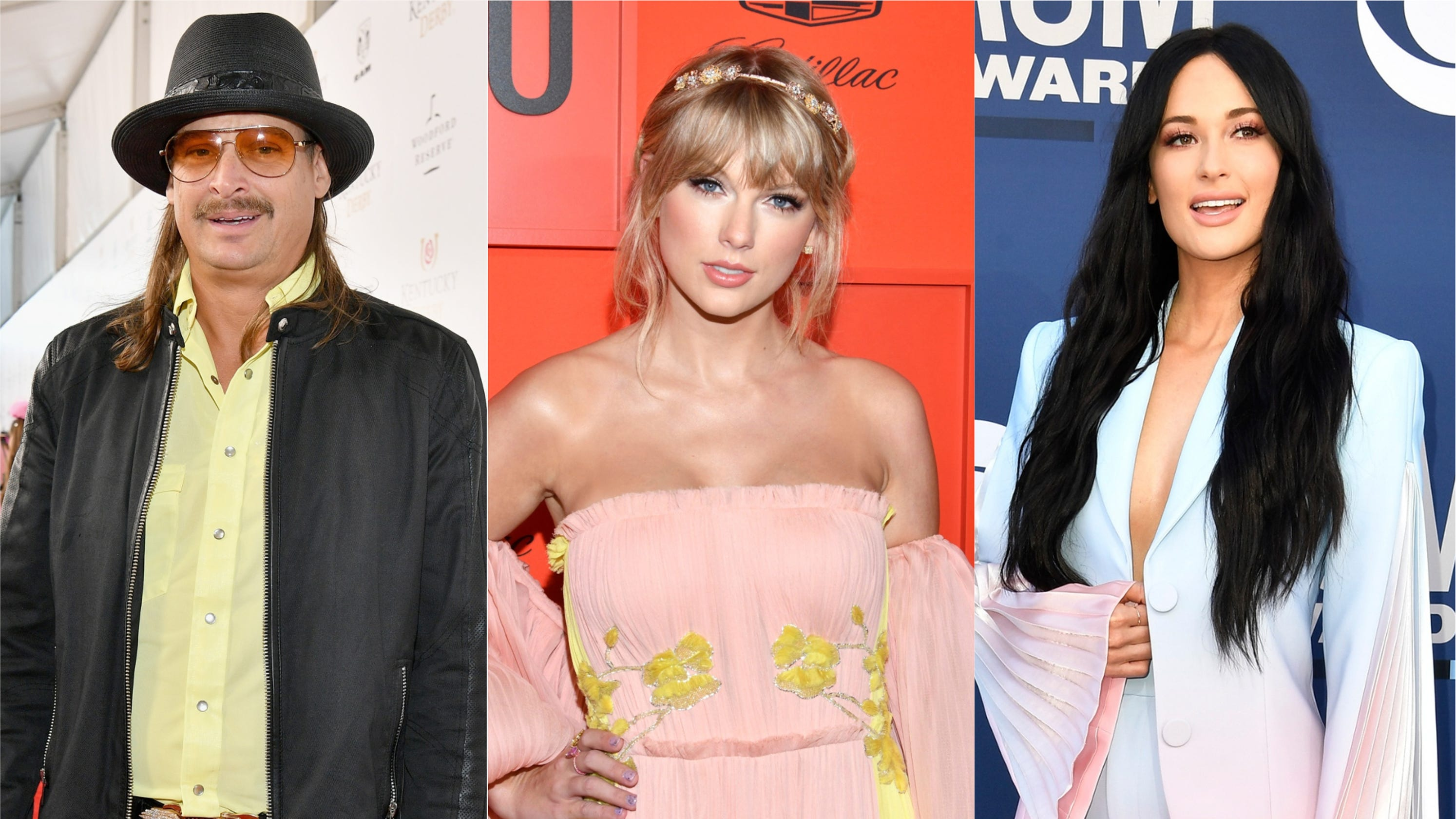 Taylor Swift, Kid Rock tweet flap: Kacey Musgraves clarifies support