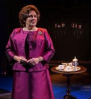 "Judy Kaye in ""Diana."""