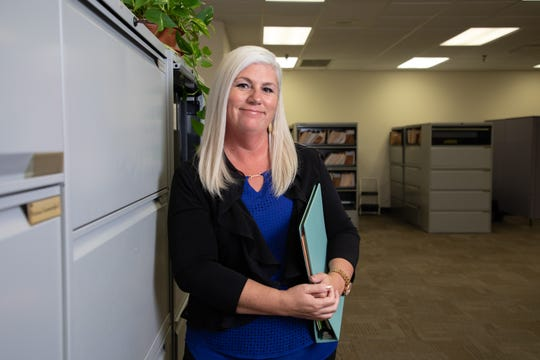 Margaret Cameron of Rockledge is a health information specialist at Rockledge Regional Medical Center.