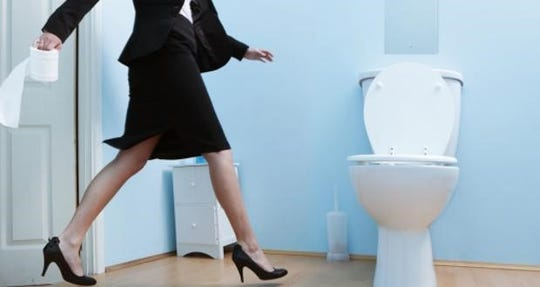 Urinary incontinence can be an embarrassing problem that has many women hurrying to the bathroom.