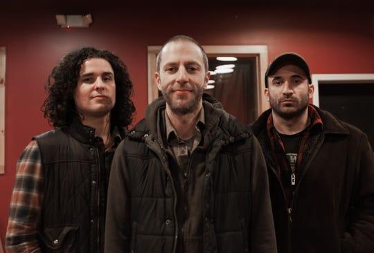 Rhode Island instrumental group The Geo Trio performs Aug. 15 at Radio Bean in Burlington.