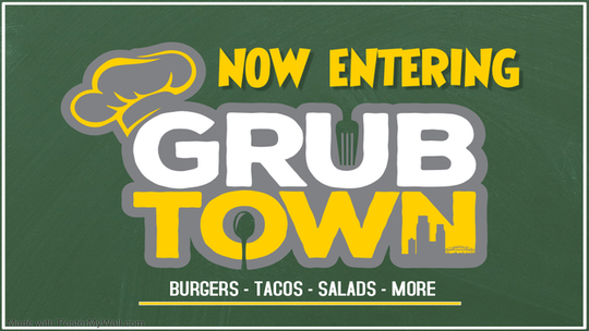 GrubTown has opened at Backstreet Food Court in downtown Corpus Christi at 711 N. Carancahua St
