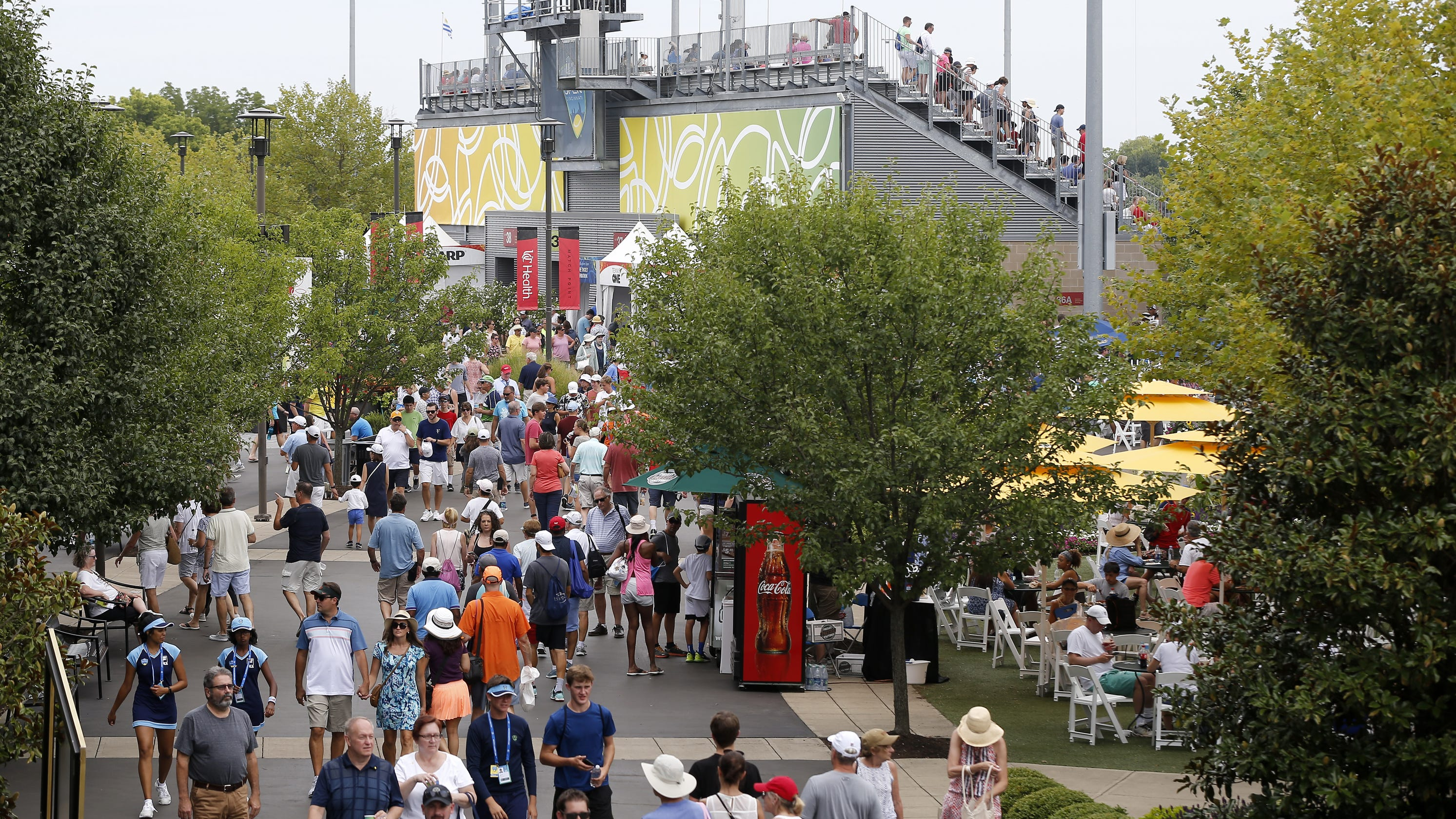 Proposal could move Western Southern Open tennis from Mason to New York, per report