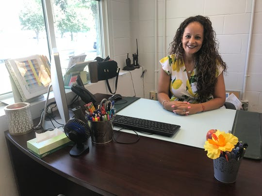 School No. 4's new principal, Suzanne Olivero, has been vice principal for the past two years and was previously a teacher and reading coach at the school and elsewhere for Linden Public Schools.
