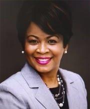 Dr. Diana Mitchell, superintendent of Plainfield Public Schools.