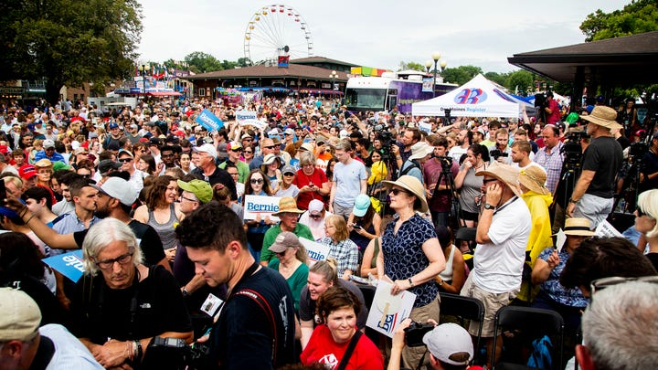 Iowa Politics Newsletter: Why the Iowa State Fair is so important in presidential politics; fairgoers name who's in the 2020 race