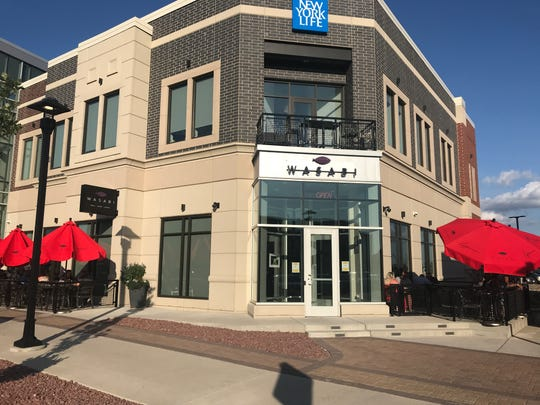 Wasabi Ankeny opened in mid-July, serving a full line of sushi and other Japanese delicacies for lunch and dinner.