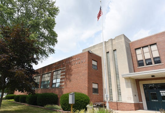 Questions about the quality of the outdoor air at the school were raised during a school board meeting in June when the board of education voted to close Poupard.