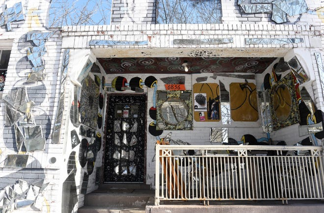 The MBAD African Bead Museum is part of this year's Weird Homes Tour Detroit.